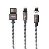 USB Remax RC-095i Gravity Lightning (Чёрный)
