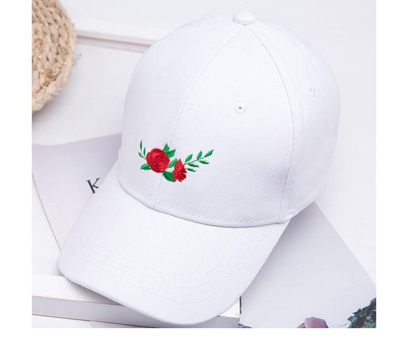 Бейсболка Rose головні убори кепка панамка