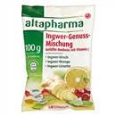 Altapharma  Ingwer-Genuss-Mischung - Леденцы с витамином С - Имбирное наслаждение, 100 г