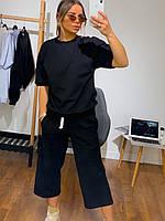 Спортивный костюм женский однотонный батал 50-52 54-56 размер Новинка 2020 есть цвета
