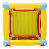Надувной игровой центр Bestway 175х173х135 см, с шариками 10 шт, подстилкой, насосом, фото 4