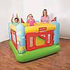 Надувной игровой центр Bestway 175х173х135 см, с шариками 10 шт, подстилкой, насосом, фото 7