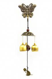 Колокольчик для двери Бабочка