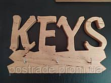 "Ключница деревянная ""Wood"""