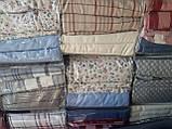 Постельное Белье из Фланели Байка Двуспальное Евро 200*220 см Серое Турция Cotton Сollection, фото 3
