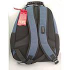 Городской рюкзак Binshuai 2521 Синий, фото 2