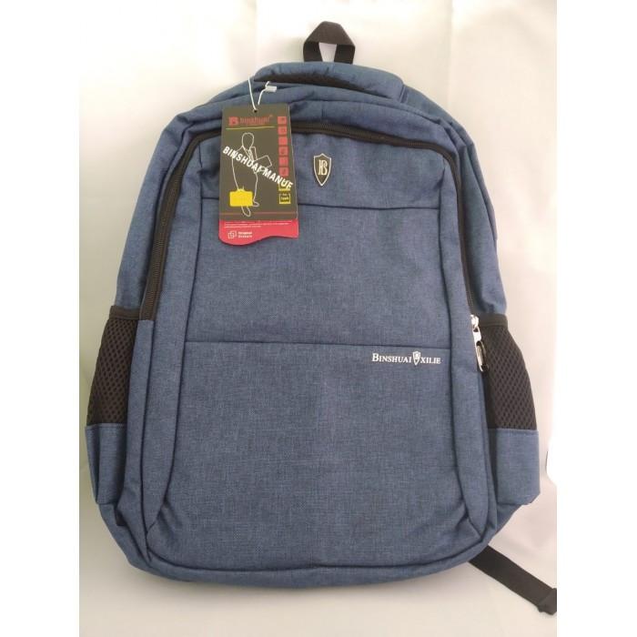 Рюкзак городской Binshuai 2522 Синий