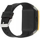 Умные смарт часы Smart Watch Phone Q18 Золотые, фото 4