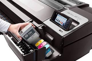 Картриджи для широкоформатных принтеров