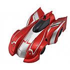 Радиоуправляемая игрушка CLIMBER WALL RACER Антигравитационная машинка Красная, фото 2