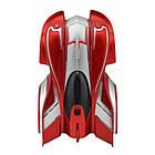 Радиоуправляемая игрушка CLIMBER WALL RACER Антигравитационная машинка Красная, фото 4