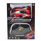 Радиоуправляемая игрушка CLIMBER WALL RACER Антигравитационная машинка Красная, фото 8