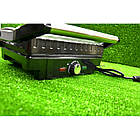 Гриль PANINI MAKER PURE ANGEL 2200 Вт контактная механическая PA-5404, фото 4