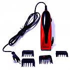 Машинка для стрижки волос Gemei GM-1012, фото 4