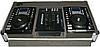 Кейс Kool Sound Aluminium DJ-10 Silver