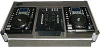Кейс Kool Sound Aluminium DJ-10 Silver, фото 1