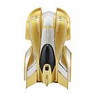 Радиоуправляемая игрушка CLIMBER WALL RACER Антигравитационная машинка Золото, фото 4