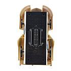 Радиоуправляемая игрушка CLIMBER WALL RACER Антигравитационная машинка Золото, фото 7