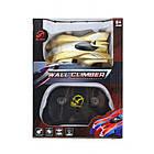 Радиоуправляемая игрушка CLIMBER WALL RACER Антигравитационная машинка Золото, фото 8