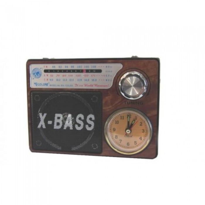 Портативный радио приемник RX-722LED