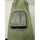 Городской рюкзак мужской ZXJ-2615 сумка 47x32x13 тёмно зелёный, фото 4