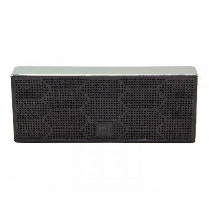 Портативная колонка Xiaomi Mi Speaker Square Box NDZ-03-GB Чёрная