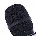 Беспроводной микрофон караоке блютуз Q7 Bluetooth динамик USB ЧЁРНЫЙ В ЧЕХЛЕ, фото 3