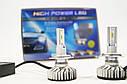 Светодидные автолампы Headr Power Light LED H4, фото 4