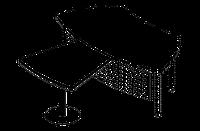 Брифинг Evolution МДФ 25\301 (1006х993х780)