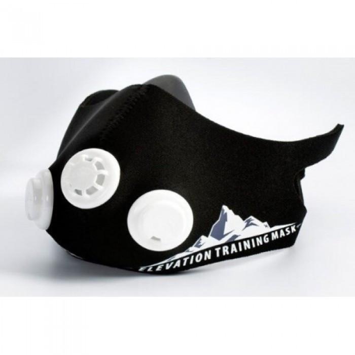 Маска для бега тренировок тренировочная дыхания спорта Elevation Training Mask M