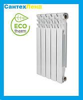 Биметаллический радиатор отопления Ecoterm 500*80