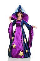 Фея в готическом стиле женский карнавальный костюм \ размер 44-46; 48-50; 52-54 \ BL - ВЖ242