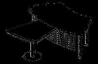 Брифинг Evolution МДФ 25\302 (928х1022х780)