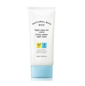 Сонцезахисний крем для обличчя The Face Shop Natural Sun Eco No Shine Hydrating Sun Cream SPF 50 PA+++ 50ml