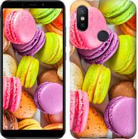 Чехол EndorPhone на Xiaomi Mi A2 Макаруны 2995m-1481, КОД: 344914
