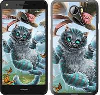 Чехол EndorPhone для Huawei Y5 II Чеширский кот 3993m-496, КОД: 345395