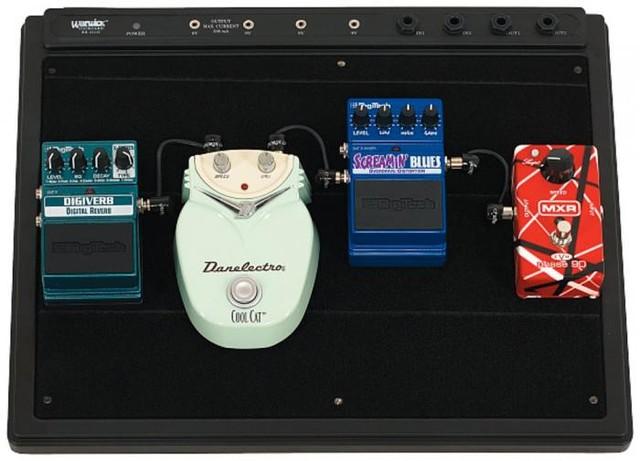 Педалборд ROCKBAG RB23110 B/B