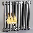 Радиатор водяного отопления Zehnder Charleston 460 x 1792, Traffik black арт.2180-10-9217-3470-SMB, фото 10