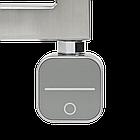 Полотенцесушитель комбінований Zehnder Subway 973 x 450 мм, нержавіюча сталь, 600 Вт, з програмованим теном NEX, фото 6