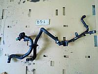 Термостат и трубки системы охлаждения VW Passat B5 1.8 AWT 2001 г.в.