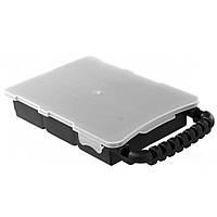 Ящик-органайзер пластиковый с ячейками 4-0850 OR 08 POLY 3/8 303*180*50мм FORTE