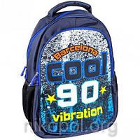 """Рюкзак школьный California """"M"""" Cool 90 Vibration, ортопедический, 42х29х16см."""