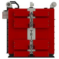 Altep Trio 500 кВт (Альтеп) эффективный твердотопливный котел длительного горения  гарантия 6 лет