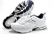 Белые мужские кроссовки Bona 2021, Кожа, фото 2
