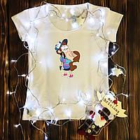 Жіноча футболка з принтом - Гравити Фолз XS