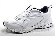 Белые мужские кроссовки Bona 2021, Кожаные, фото 2