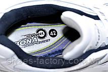 Белые мужские кроссовки Bona 2021, Кожаные, фото 3