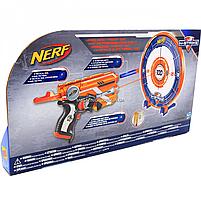 Игрушечное оружие Hasbro Nerf Элит Файрстрайк и Мишень (A9535), фото 2