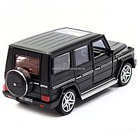 Іграшка машина Автопром Мерседес Бенц (Mercedes-Benz) Гелендваген (Гелик) (3201G), фото 5
