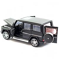 Іграшка машина Автопром Мерседес Бенц (Mercedes-Benz) Гелендваген (Гелик) (3201G), фото 6